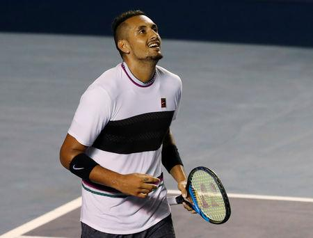 Has Nick Kyrgios turned over a new leaf?