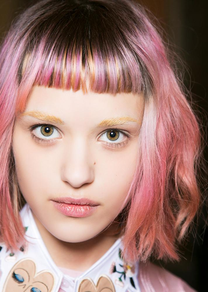 pink hair Whoa! This is What the Wrong Shampoo Can Do to Your Colored Hair