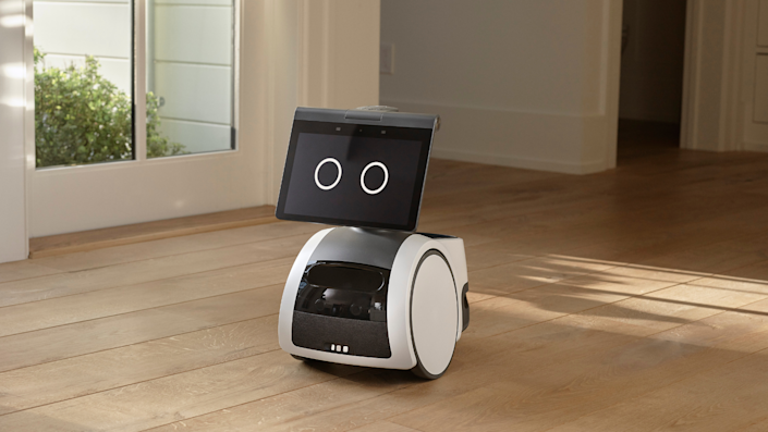 Amazon announced its home robot, Astro, which is currently only available by invite only.