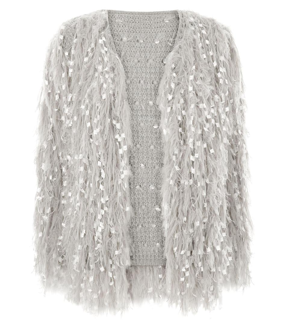 """<p>Okay, so we may be getting a <em>little</em> ahead of ourselves but we cannot resist this fluffy number courtesy of New Look. <em><a rel=""""nofollow noopener"""" href=""""http://www.newlook.com/uk/womens/clothing/knitwear/cameo-rose-grey-textured-fluffy-cardigan/p/554942504?comp=Browse"""" target=""""_blank"""" data-ylk=""""slk:New Look"""" class=""""link rapid-noclick-resp"""">New Look</a>, £29.99</em> </p>"""
