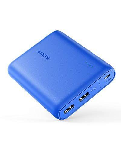 """<p><strong>Anker</strong></p><p>amazon.com</p><p><strong>$39.99</strong></p><p><a href=""""https://www.amazon.com/dp/B07MBXQ6TV?tag=syn-yahoo-20&ascsubtag=%5Bartid%7C2089.g.34059021%5Bsrc%7Cyahoo-us"""" rel=""""nofollow noopener"""" target=""""_blank"""" data-ylk=""""slk:Shop Now"""" class=""""link rapid-noclick-resp"""">Shop Now</a></p><p>A portable charger is always a useful gift for the traveler, <a href=""""https://www.bestproducts.com/tech/gadgets/g293/best-tech-gifts-at-every-price/"""" rel=""""nofollow noopener"""" target=""""_blank"""" data-ylk=""""slk:techie"""" class=""""link rapid-noclick-resp"""">techie</a>, or that one friend who always needs a charge. Anker makes some of the most high-quality chargers at affordable prices. This one is under $50, is super compact, and has two USB ports so you can charge more than one device if needed.</p>"""