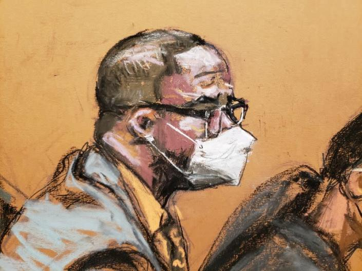 R. Kelly trial continues