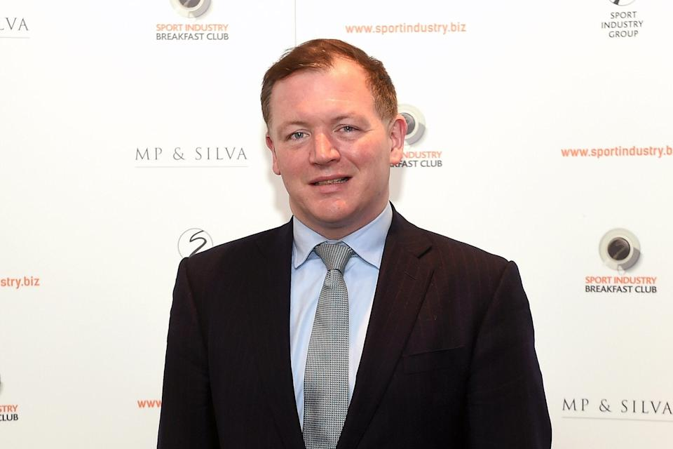 Former Culture Secretary Damian Collins provided support for Parry's letter on social media (Getty Images)