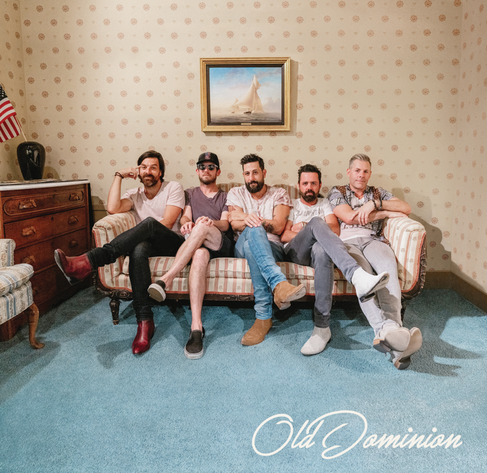 Old Dominion | Courtesy Sony Music Nashville