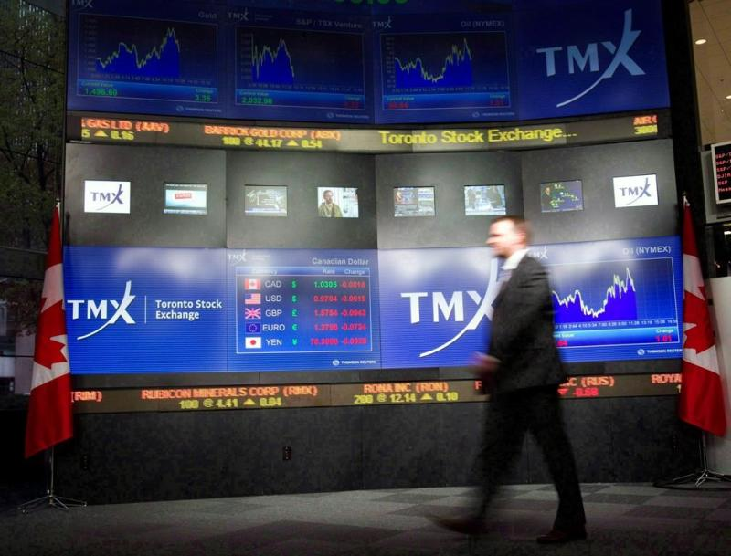 TSX moves up as Mideast blast lifts commodities, markets catch up after holiday