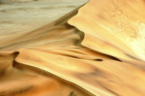 The Sahara Desert spreads across the north of the country - Credit: GETTY