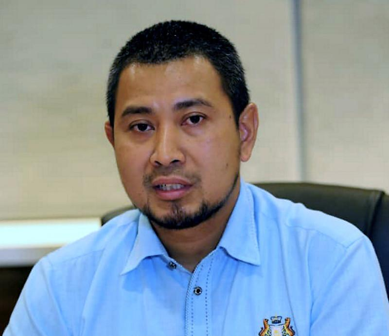 Johor Bersatu secretary Datuk Dr Sahruddin Jamal said whatever action that the state party's chapter will take will be through discussions before any deliberation. — Bernama pic