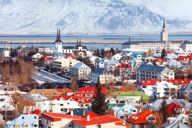 "<p>We challenge you to name a more apt city break than Reykjavík in the autumn months. Iceland's capital is always abuzz with visitors regardless of the season but its colour-block houses and bustling bakeries give it serious appeal for those on the lookout for a cosy weekend away.<br />Millennials can be found supping coffee at the <a rel=""nofollow"" href=""https://sandholt.is/"">SandHolt</a> bakery while raincoat-clad hikers can be spotted by the famous cathedral. The city can be tackled in 24 hours so hire a car and hit the open road for picture-perfect waterfalls, shetland ponies and hot springs on route.<br />Stay at the <a rel=""nofollow"" href=""https://www.sandhotel.is/en/forsida/"">Sand Hotel</a> to be in the midst of the action or book a pod via <a rel=""nofollow"" href=""https://www.airbnb.co.uk/rooms/21575107"">Airbnb</a> for a chance to see the northern lights. <em>[Photo: Getty]</em> </p>"
