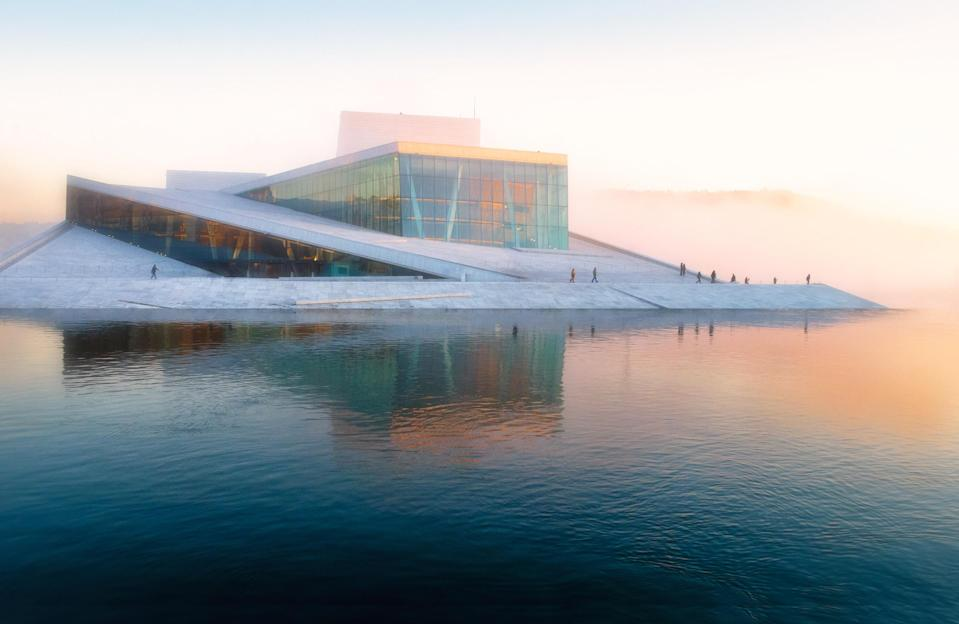 <p><em><span>Flight time: 2 hours 5 minutes</span></em><br><span>For a Scandi-inspired break, head to the Norwegian capital, where you'll find plenty to keep you busy, from walking through The Ekeberg Sculpture Park and visiting the Opera House to eating pulled pork tacos at the Vippa food court. It's unlikely you'll see the Northern Lights this far south, but there are cruises and tours that head north to hunt the Aurora if you have time. Norwegian Air flies from London to Oslo from £36 each way. </span> </p>