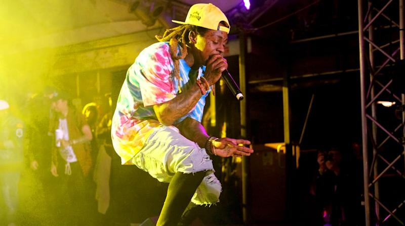 Lil Wayne Performs Rousing, Hit-Packed Set at SXSW
