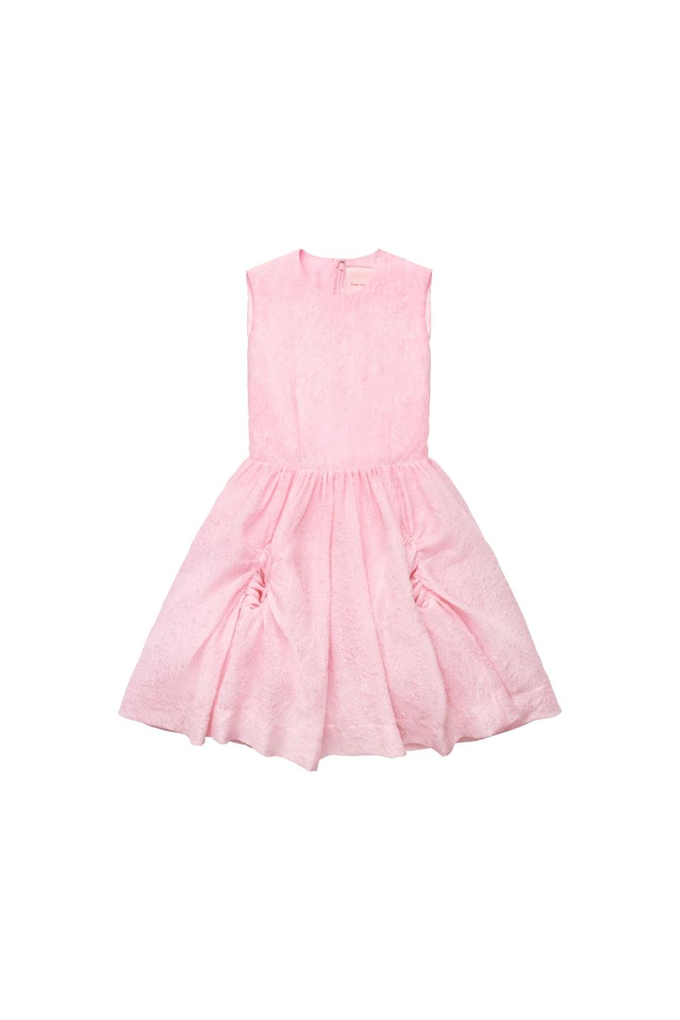 <p><span>Simone Rocha x H&amp;M Short Cloqué Dress</span> ($149).</p>