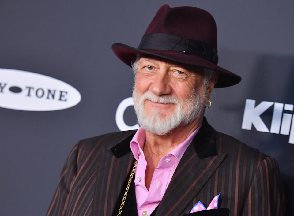 British musician Mick Fleetwood attends the 34th Annual Rock & Roll Hall of Fame Induction Ceremony at Barclay's Center on March 29, 2019 in New York City. (Photo by Angela Weiss / AFP)        (Photo credit should read ANGELA WEISS/AFP via Getty Images)