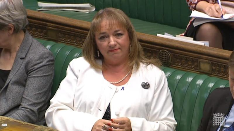 Labour's Shadow Public Health Minister Sharon Hodgson has called for a public inquiry into the use of surgical mesh implants: PA