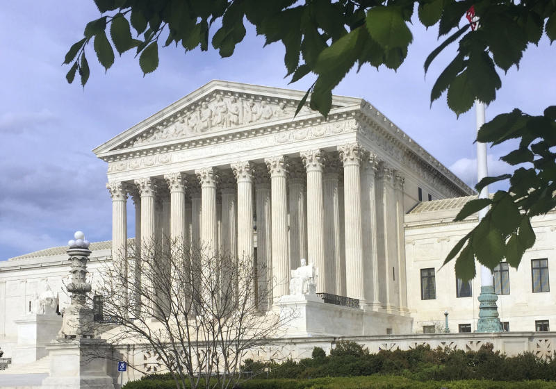 Supreme Court closes online sales tax loophole