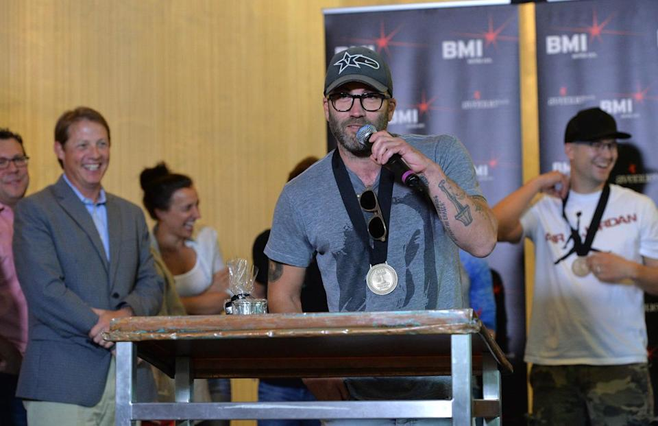 Andrew Dorff, brother of actor Stephen, was a country songwriter who penned several No. 1 hits for artists like Blake Shelton and Kenny Chesney. He died Dec. 19 at age 40. (Photo: Getty Images)