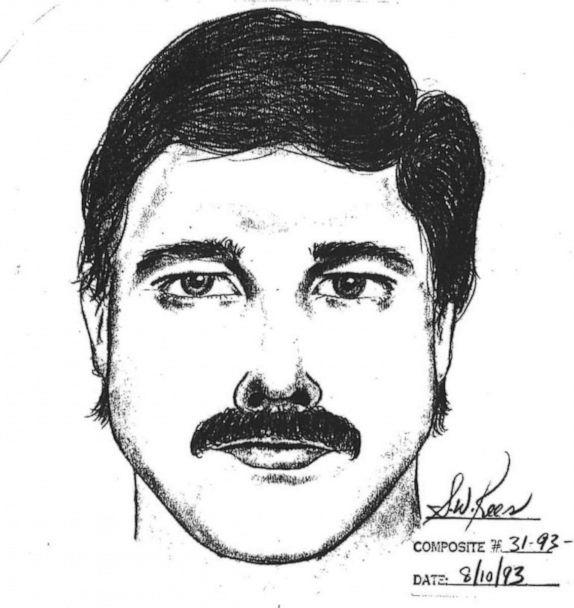 PHOTO:A composite sketch of a 1993 sexual assault suspect in Newark, Delaware. (Newark Police Department)