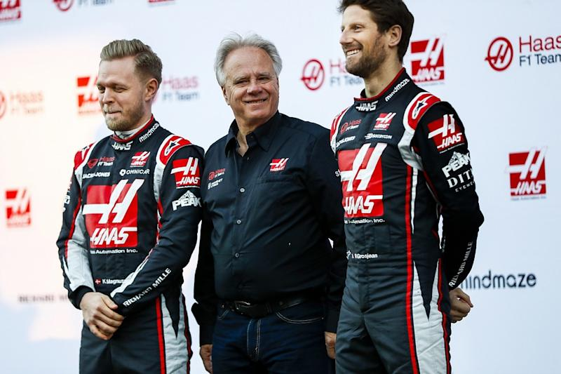 Haas not disappointed to lose US races - Steiner