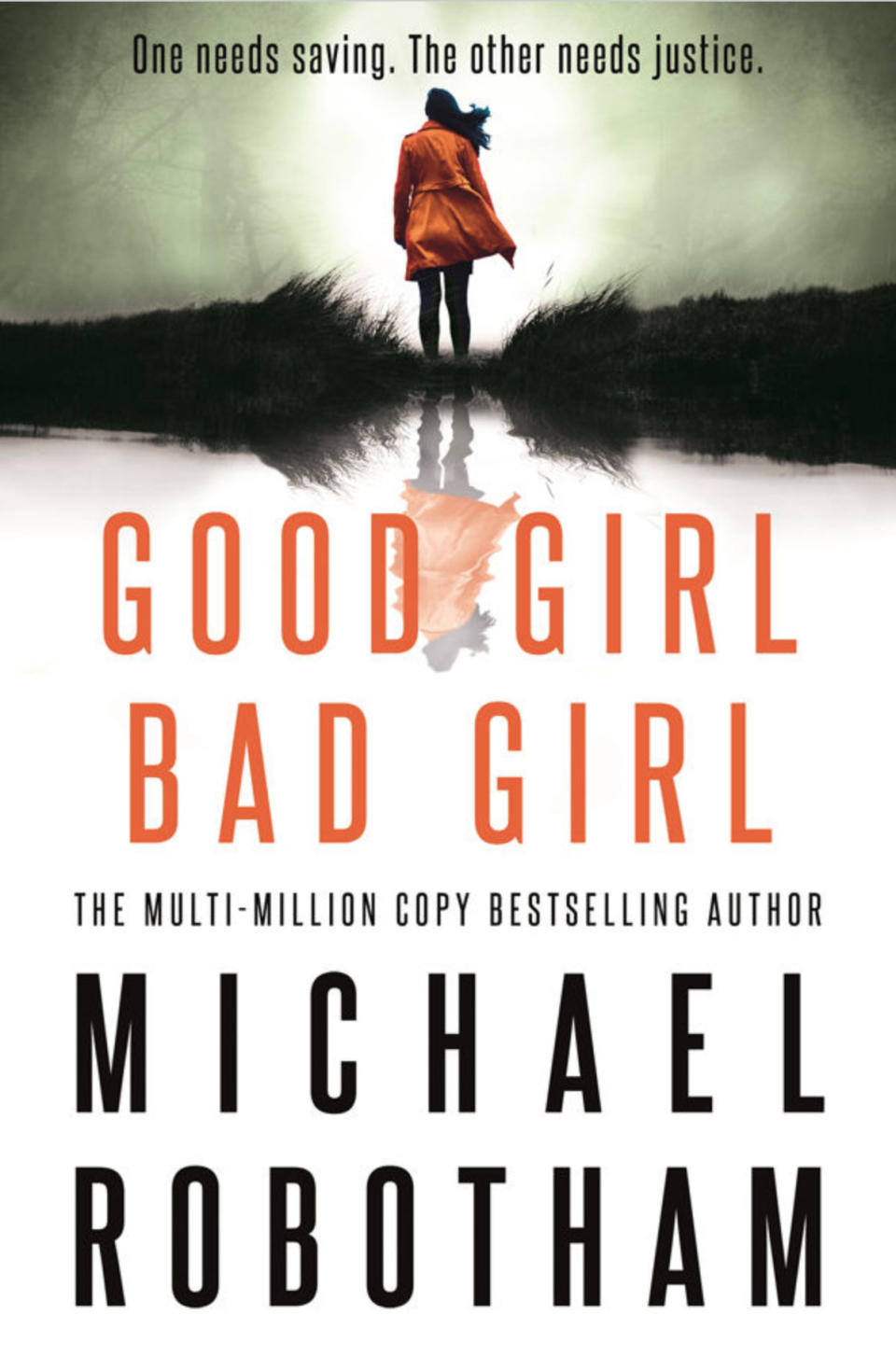 The Australian author was honoured with the gold dagger for Good Girl, Bad Girl (Crime Writers' Association/PA)