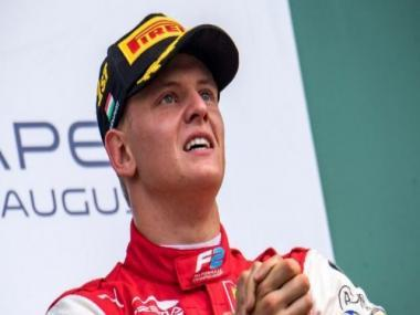Mick Schumacher hopes to land seat in Formula 1 next year after winning Sochi Formula Two feature race