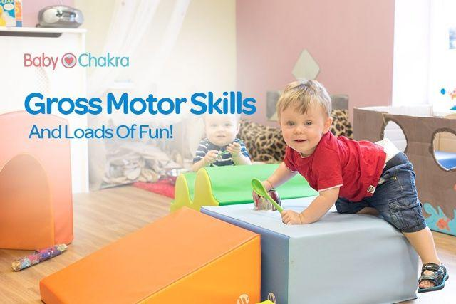 How To Help Your Child Learn: Gross Motor Skill Activities