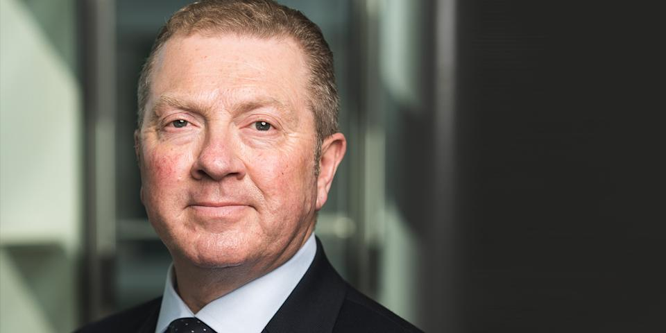 Tony Wood - Partner & UK Leader, Mercer Marsh Benefits, Mercer Limited. Photo:  Mercer Limited