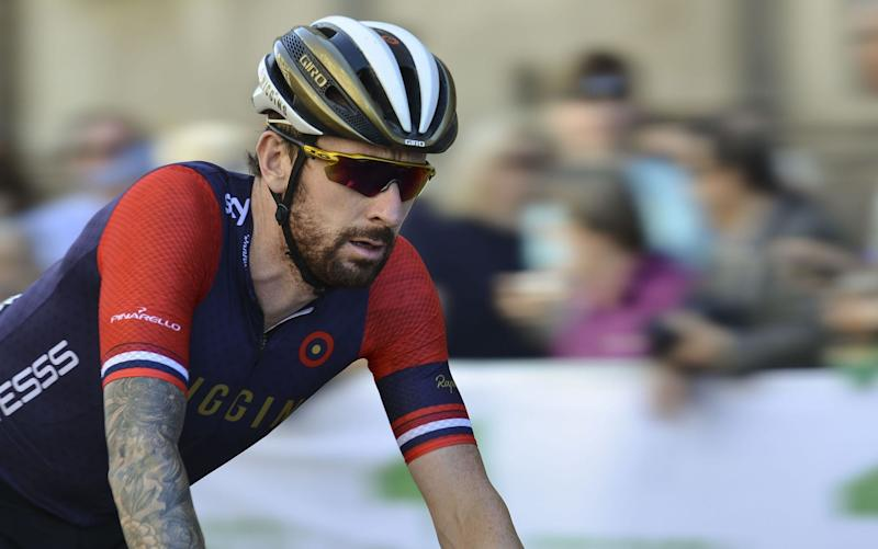 Wiggins feels the marginal gains mantra has been over-egged - Copyright (c) 2016 Rex Features. No use without permission.