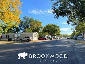 Residents at Brookwood Estates take pride in their community and strive to make their community a beautiful place to live in.