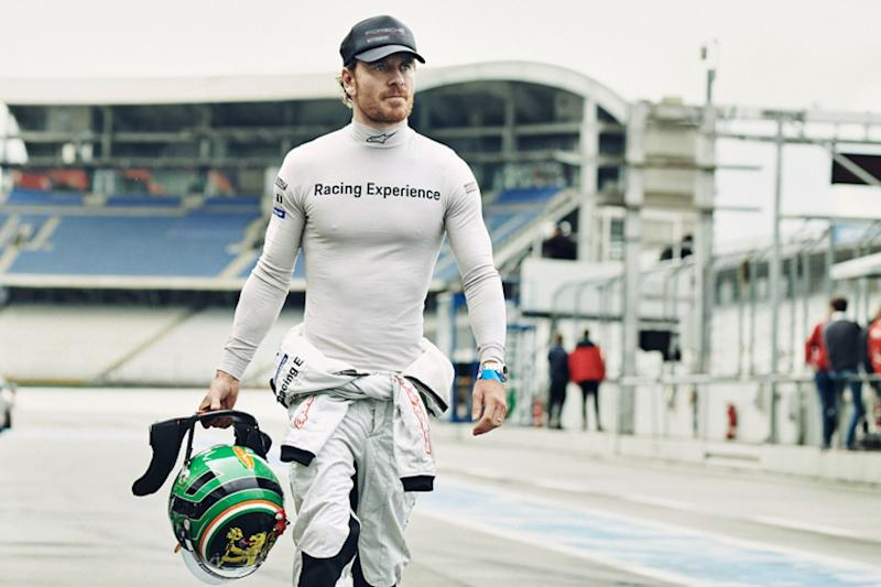 Hollywood actor Fassbender to race Porsche in ELMS