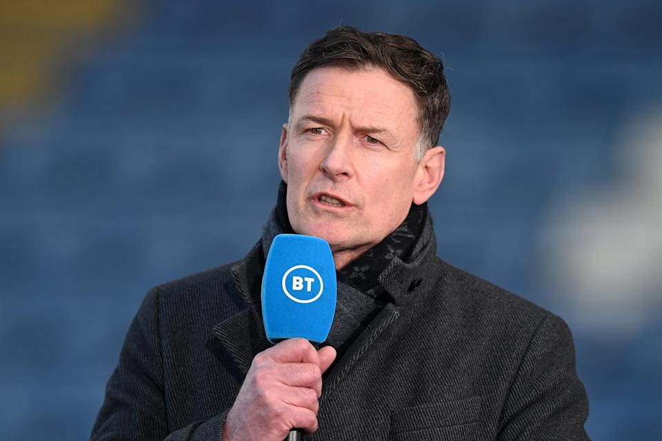 <p>Chris Sutton also called for the clubs to be fined, with the money put into the grassroots of the game</p> (Getty Images)
