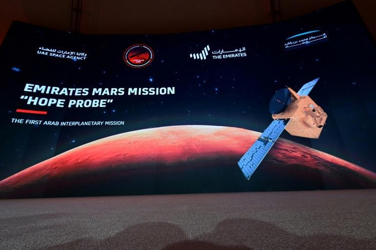 The Arab world's first space mission is set to carry out a tricky manoeuvre to enter Mars' orbit and if successful will reveal the secrets of Martian weather