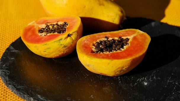 PHOTO: In this file photo dated May, 22, 2018, papayas from Oaxaca are shown. (NOTIMEX via Newscom, FILE)