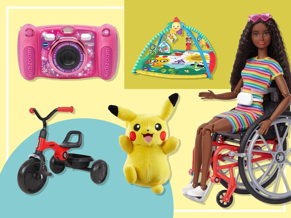 The shopping bonanza will include discounts on toys, gadgets and board games for kids of all ages (The Independent)
