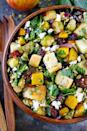 """<p>This classic bread salad gets an autumnal spin with roasted fall veggies, goat cheese, and apples. Use whatever bread you have on hand—either rosemary olive oil bread or a plain Italian bread works well.</p><p><strong>Get the recipe at <a href=""""https://www.twopeasandtheirpod.com/fall-panzanella-salad/"""" rel=""""nofollow noopener"""" target=""""_blank"""" data-ylk=""""slk:Two Peas & Their Pod"""" class=""""link rapid-noclick-resp"""">Two Peas & Their Pod</a>. </strong></p><p><a class=""""link rapid-noclick-resp"""" href=""""https://go.redirectingat.com?id=74968X1596630&url=https%3A%2F%2Fwww.walmart.com%2Fsearch%2F%3Fquery%3Dsalt%2Band%2Bpepper%2Bshakers&sref=https%3A%2F%2Fwww.thepioneerwoman.com%2Ffood-cooking%2Fmeals-menus%2Fg36806222%2Ffall-salad-recipes%2F"""" rel=""""nofollow noopener"""" target=""""_blank"""" data-ylk=""""slk:SHOP SALT AND PEPPER SHAKERS"""">SHOP SALT AND PEPPER SHAKERS</a></p>"""