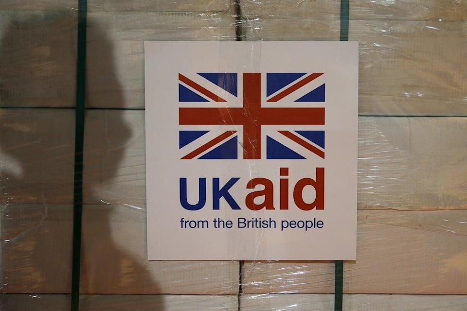 The Government announced it would be cutting it foreign aid budget earlier this year as a result of the coronavirus pandemic (Stefan Wermuth/PA) (PA Wire)