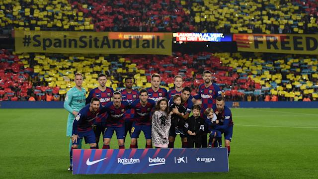 Football took a backseat in much of the Clasico build-up and the match failed to excite quite like it usually does, ending 0-0.
