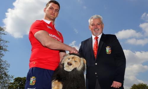 Lions goalkicking can give us the edge in New Zealand, says Warren Gatland
