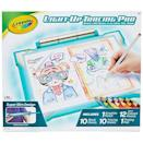 """<p><strong>Crayola</strong></p><p>amazon.com</p><p><strong>$24.99</strong></p><p><a href=""""https://www.amazon.com/dp/B07P6RFKRL?tag=syn-yahoo-20&ascsubtag=%5Bartid%7C10055.g.4923%5Bsrc%7Cyahoo-us"""" rel=""""nofollow noopener"""" target=""""_blank"""" data-ylk=""""slk:Shop Now"""" class=""""link rapid-noclick-resp"""">Shop Now</a></p><p>Kids can make their own artistic creations by layering the tracing sheets, tracing the images and then coloring everything in. The pad lights up, so they can color before bed. <em>Ages 6+</em></p>"""