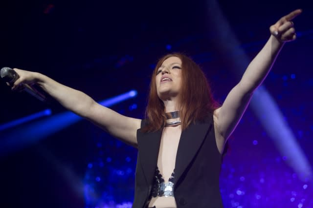 Jess Glynne in concert - London