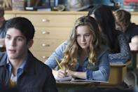 """<p><b>Paramount+'s Description:</b> """"When an introverted 17-year-old switches schools, the most popular girl mistakes him for a vampire. His supernatural persona helps him rule the school, but as word spreads, the truth becomes harder to hide!""""</p> <p><a href=""""https://www.paramountplus.com/movies/liar-liar-vampire/cCoqZgHpX7C1L2vxxDiZnxRpUhC8XjBC/"""" class=""""link rapid-noclick-resp"""" rel=""""nofollow noopener"""" target=""""_blank"""" data-ylk=""""slk:Watch Liar, Liar, Vampire on Paramount+ here!"""">Watch <strong>Liar, Liar, Vampire</strong> on Paramount+ here!</a></p>"""