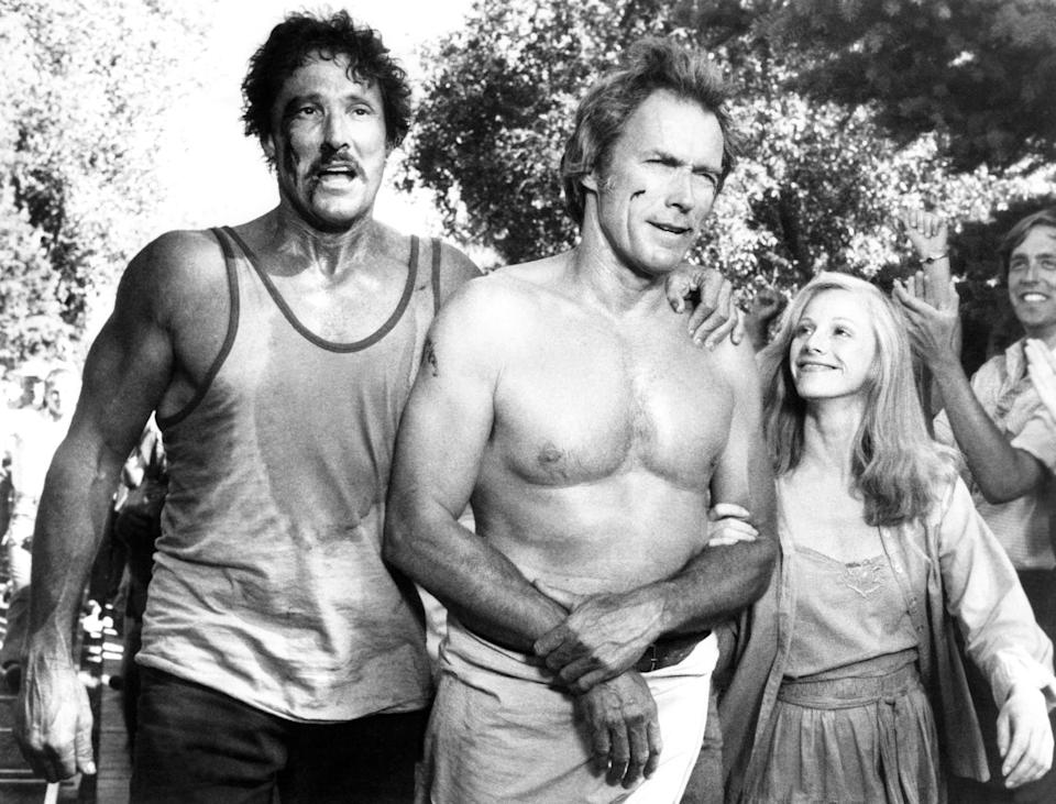 Smith, Eastwood, Sondra Locke, 'Any Which Way You Can' (1980) - Credit: Everett Collection