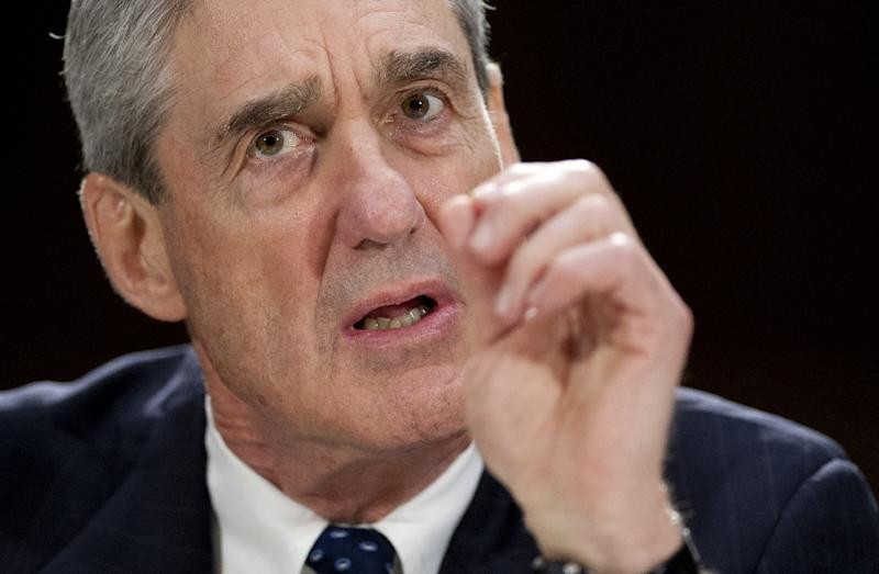 Robert Mueller, former FBI director, has been leading a probe into alleged Russian meddling in the 2016 US presidential election