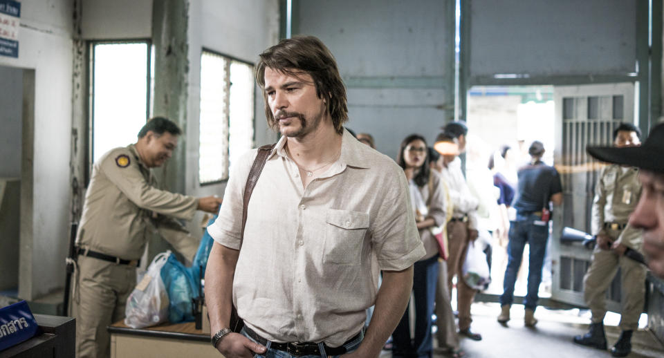 Josh Hartnett stars as Victor Malarek in Target Number One. (Laurent Guerin)