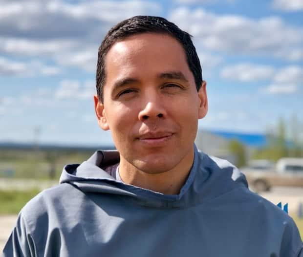 Natan Obed, president of the Inuit Tapiriit Kanatami, is urging voters to elect members of Parliament who will sincerely push forward with reconciliation. (Kate Kyle/CBC - image credit)