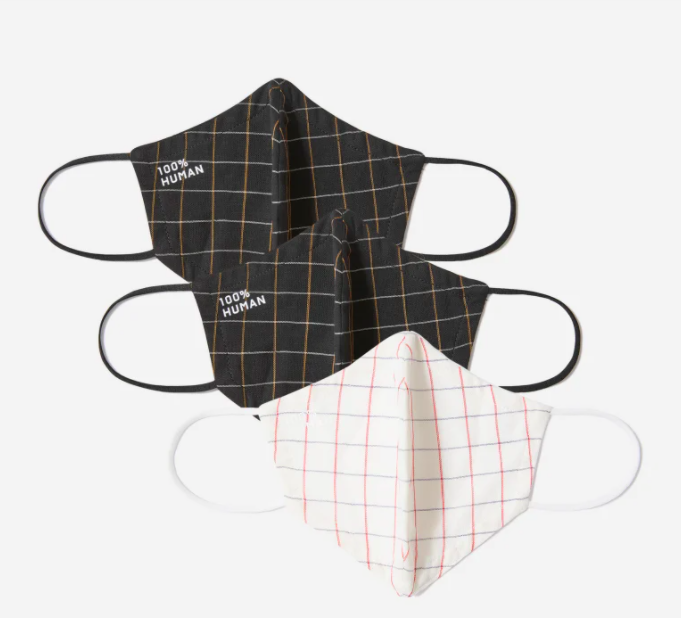 Everlane's new face masks won't be in stock long.