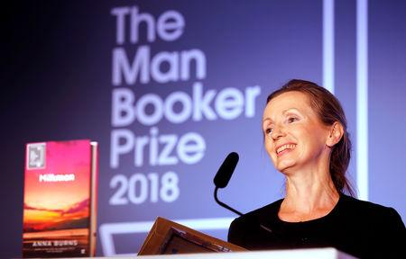 Anna Burns wins prestigious Man Booker Prize for Milkman
