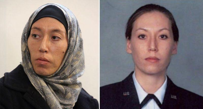 This image provided by the FBI shows Monica Elfriede Witt. The former U.S. Air Force counterintelligence specialist who defected to Iran despite warnings from the FBI has been charged with revealing classified information to the Tehran government, including the code name and secret mission of a Pentagon program. (Photo: FBI via AP)