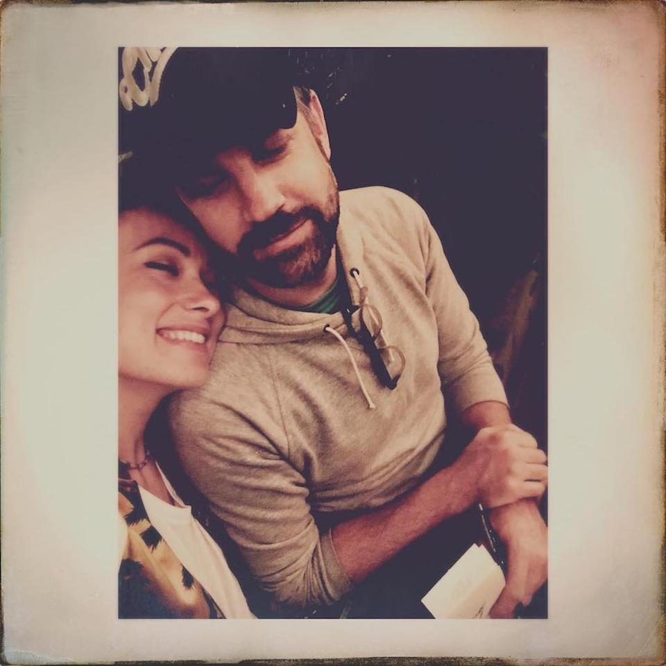 "<p>After nearly six years together, Wilde is <a rel=""nofollow"" href=""https://www.instagram.com/p/BWojyOmgHOK/?taken-by=oliviawilde"">still ""crushing""</a> on her love, husband Jason Sudeikis, as evidenced by this sweet snapshot. (Photo: Olivia Wilde via Instagram) </p>"