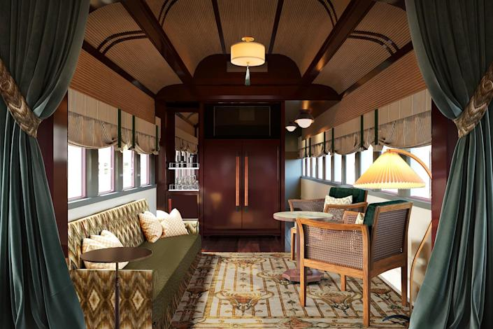 "A design-focused boutique hotel brand backed by Silicon Valley, Life House already operates a handful of hotels in Miami; Nantucket, Massachusetts; and Denver. Its upcoming project in Chattanooga will transform the city's historic Beaux Arts train station into a destination hotel with private suites in the train cars, a living room lounge, a 40-seat cinema, a recording studio, and courtyard lounges. It's being designed by Rockwell alum Jenny Bukovec and Sydell Group alum Henry Morris. <em>Opening in winter 2021;</em> <a href=""https://www.lifehousehotels.com/hotels/chattanooga/southside"" rel=""nofollow noopener"" target=""_blank"" data-ylk=""slk:lifehousehotels.com"" class=""link rapid-noclick-resp""><em>lifehousehotels.com</em></a>"