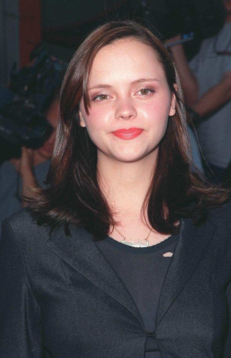 <strong>Christina Ricci</strong> made her film debut in the dramedy <em>Mermaids</em> (1990). After that, she took on roles like Wednesday Addams in <em>The Addams Family</em> (1991) and its sequel, <em>Addams Family Values</em> (1993). She also appeared in <em>Casper</em> and <em>Now and Then</em> (both 1995). Still, 1998 may have been her big break as a young adult. Just that year, she appeared in <em>Fear and Loathing in Las Vegas</em>, <em>Small Soldiers</em>, and <em>The Opposite of Sex</em>.