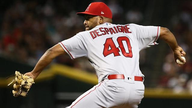 Who's going to start for the White Sox on Monday? They're not saying just yet. It might be a bullpen day. It might be the just-added Odrisamer Despaigne.